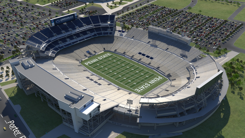 Penn St Football Virtual Venue By